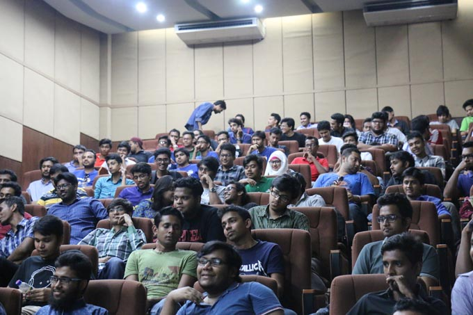 Dept. of CSE, IUB Hosts Google DevFest 2015