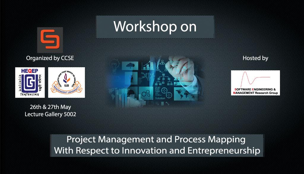 Workshop on Project Management and Process Mapping
