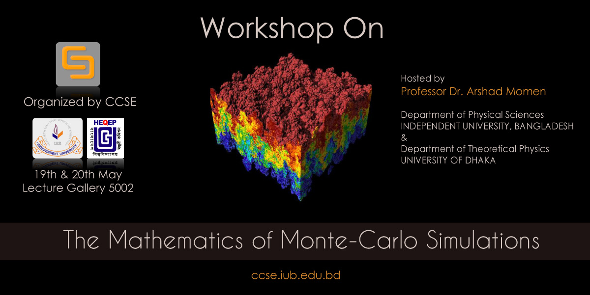 Workshop on Monte-Carlo Simulations